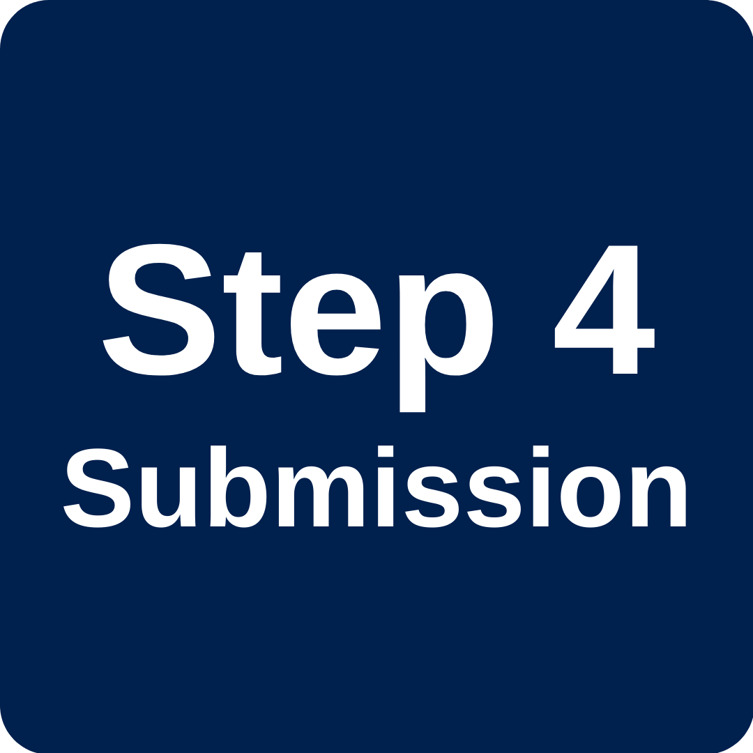 Step 4 Dissertation Submission and Convocation