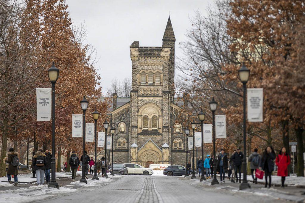 University of Toronto King's College Entrance