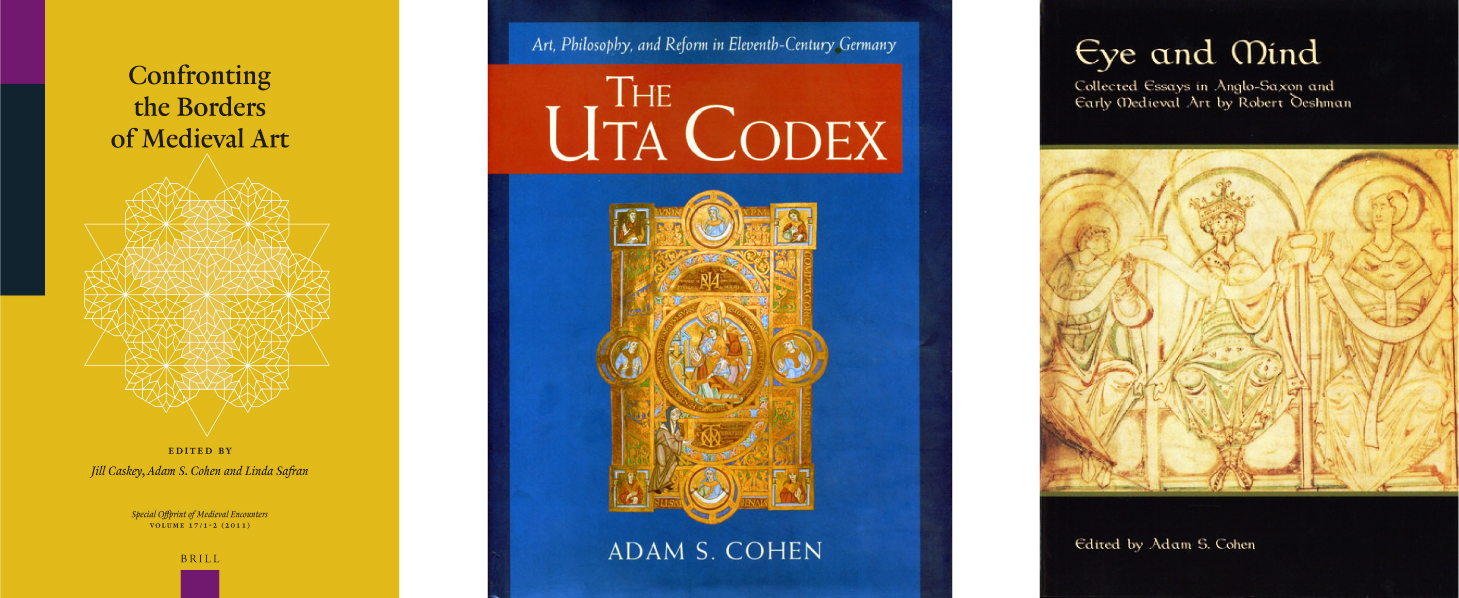 Cohen Confronting Borders of Medieval Art; The Uta Codex; Eye and Mind