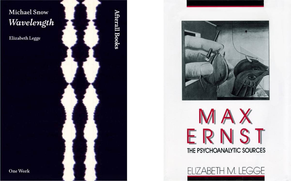 Legge Wavelength; Max Ernst