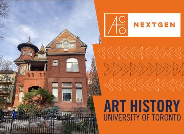 21 Walmer Road bdeside ACO NextGen & Art history logos