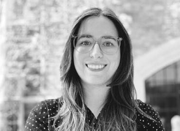 Tia Sager awarded a Critical Digital Humanities Graduate Fellowship