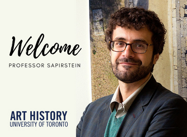 Welcome New Faculty Member: Philip Sapirstein