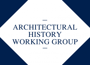 Architectural History Working Group logo