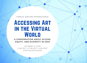 Accessing Art in Virtual World Roundtable