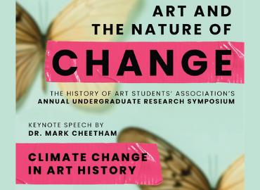 HASA Symposium Art and the Nature of Change