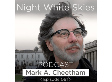 Professor Cheetham Night White Skies podcast profile picture