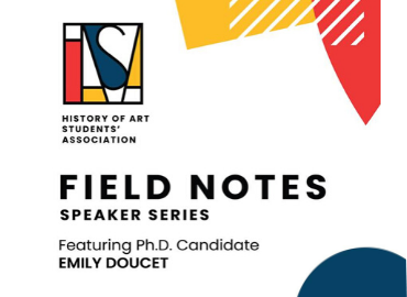 HASA Field Notes Speaker Series with Emily Doucet