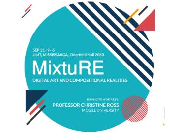 Mixture event poster