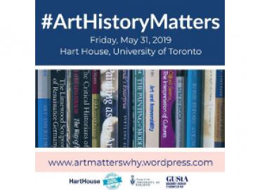 Art History Matters announcement