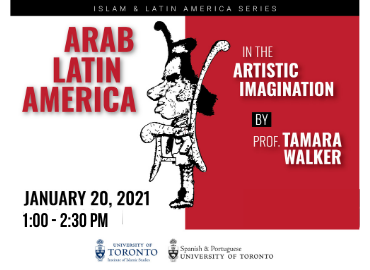 Text details for Prof Walker's Arab Latin America in the Artistic Imagination lecture